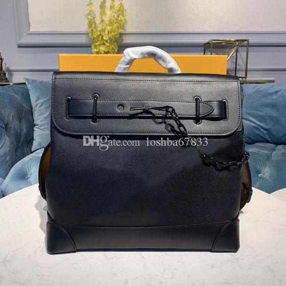 2019 bolsos de las mujeres m44473 clásica de lujo de la cadena de cuero real de los bolsos crossbody del monedero del diseñador de alta calidad de los hombres famosos crossbag