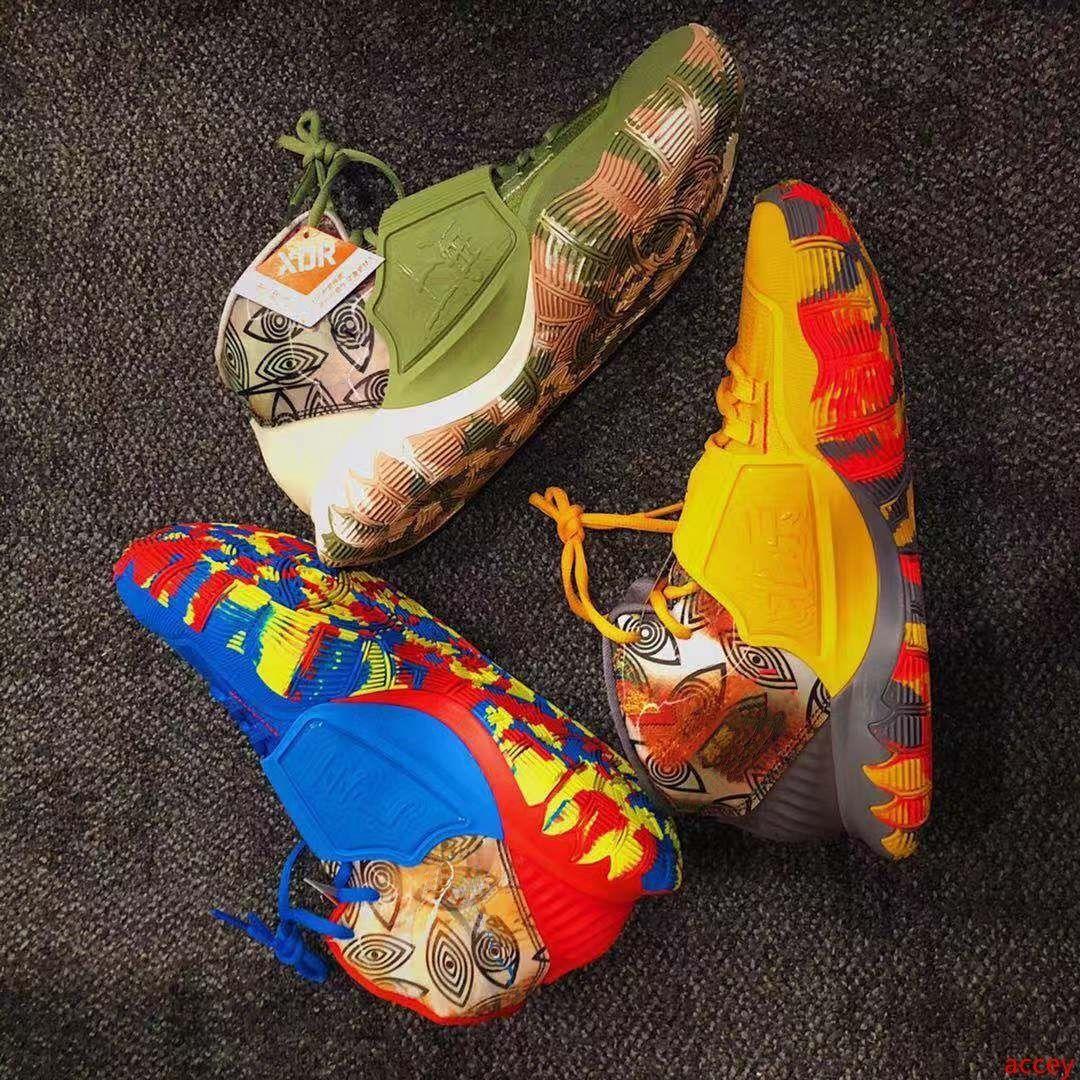 2020 Nuevo Kyrie 5 6 Pre-Heat Tokio NYC Miami Hombres zapatos de baloncesto para hombre 5s 6s Esponja Piña Deportes Zapatillas Chaussures EE.UU.