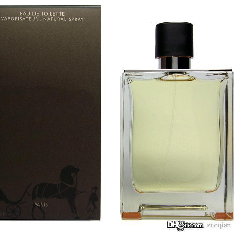 Hızlı Ücretsiz gönderim Parfüm Parfüm Erkek Parfümü Sprey TERRE Klasik Man Parfüm EDT 100ML Yüksek Kalite