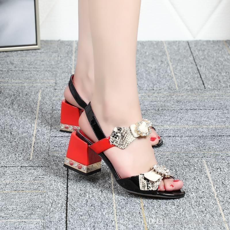 Designer Slides Damen Schuhe High Heels Designer Sandalen Damen Heels Schuhe Mode Luxus Designer Damen Schuhe Damen Sandalen