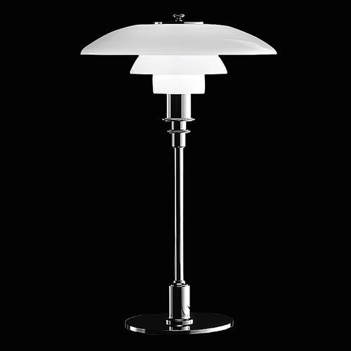 현대 루이스 폴센의 PH 3/2 유리 테이블 램프 데스크 라이트를 들어 거실 침실 주방 무료 배송 TA048