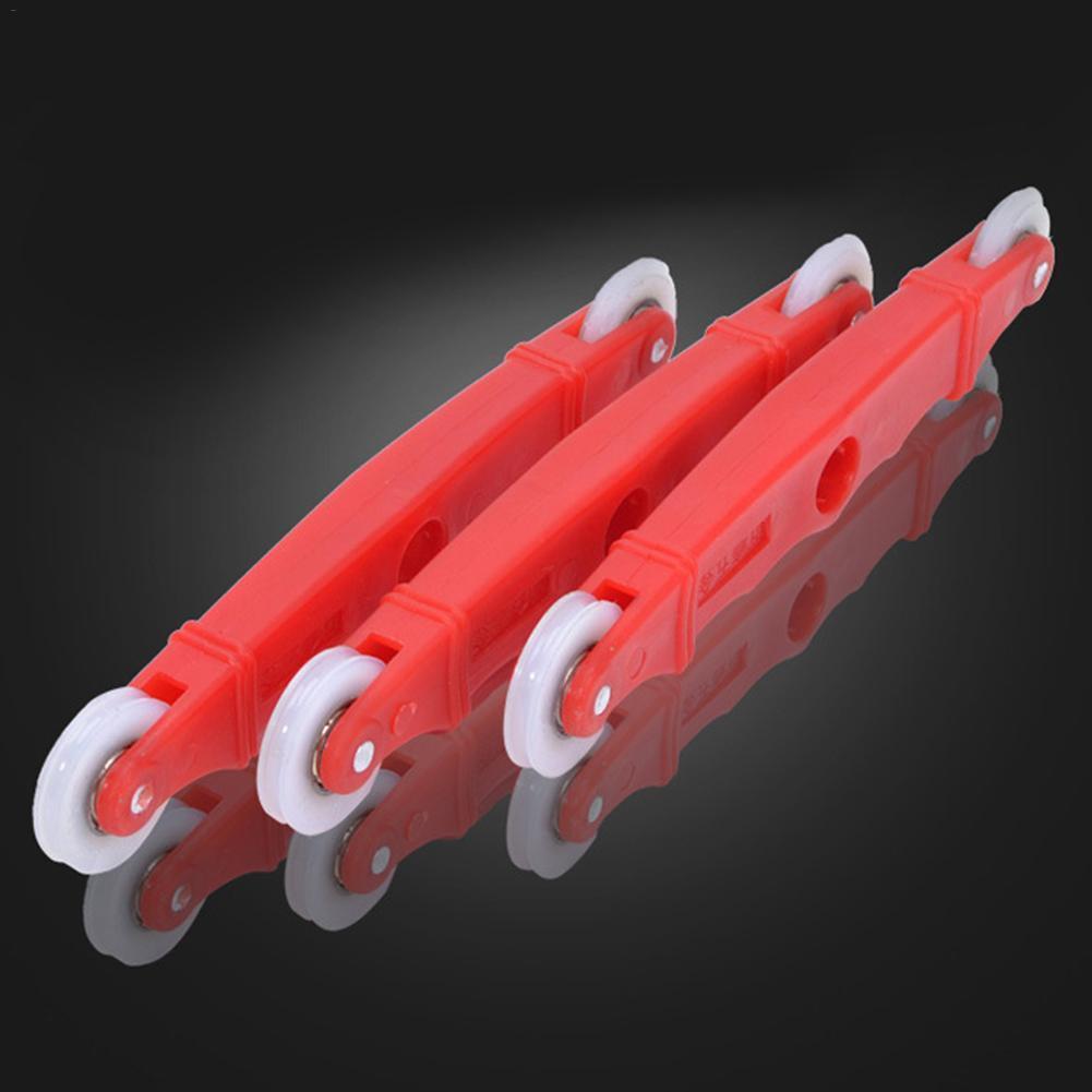 Caucho gasa rueda ventana Pantalla Instalar herramienta de instalación de ventana de la puerta de la mano Spline rodillo de la manija del balanceo de la herramienta de nylon