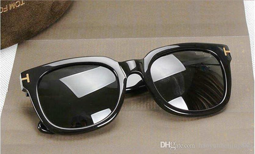 Yeni lüks üst büyük qualtiy Yeni Moda orijinal kutusu ile 211 Tom Güneş İçin Erkek Kadın Erika Gözlük ford Tasarımcı Marka Güneş Gözlükleri