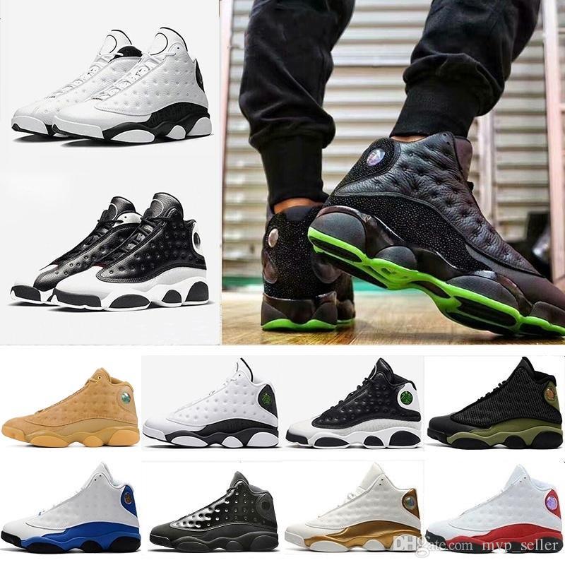 New 13 13s Basketball Shoes J13 Retro