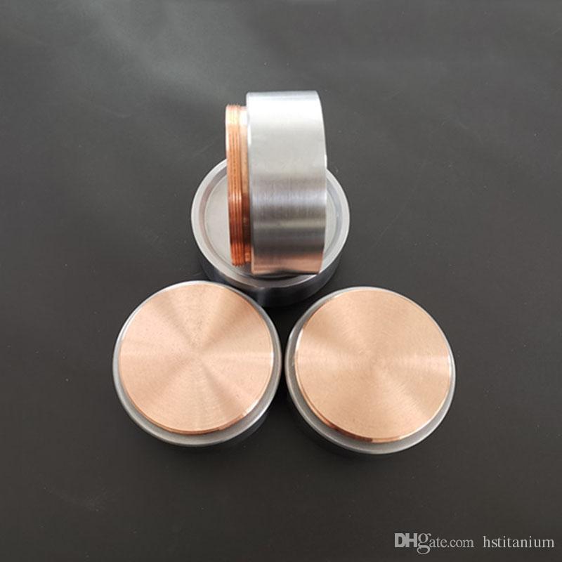 Factory supply high purity titanium High quality titanium sputtering pvd target Titanium Aluminum Alloy Sputtering Targets PVD target