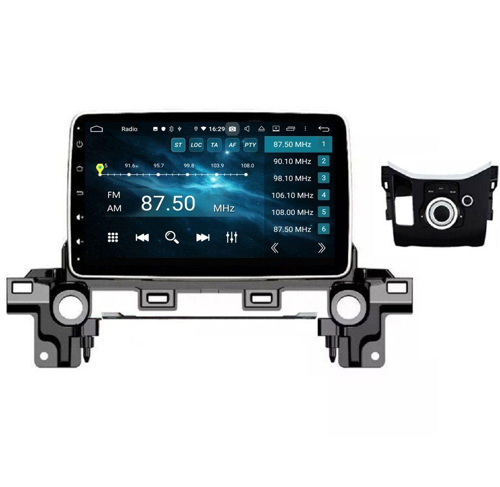 "Carplay Android 자동 PX6 9 ""Android 10 자동차 DVD 라디오 GPS 헤드 유닛 Mazda CX-5 CX 5 2017 2018 2019 블루투스 5.0 WiFi 멀티미디어 플레이어"