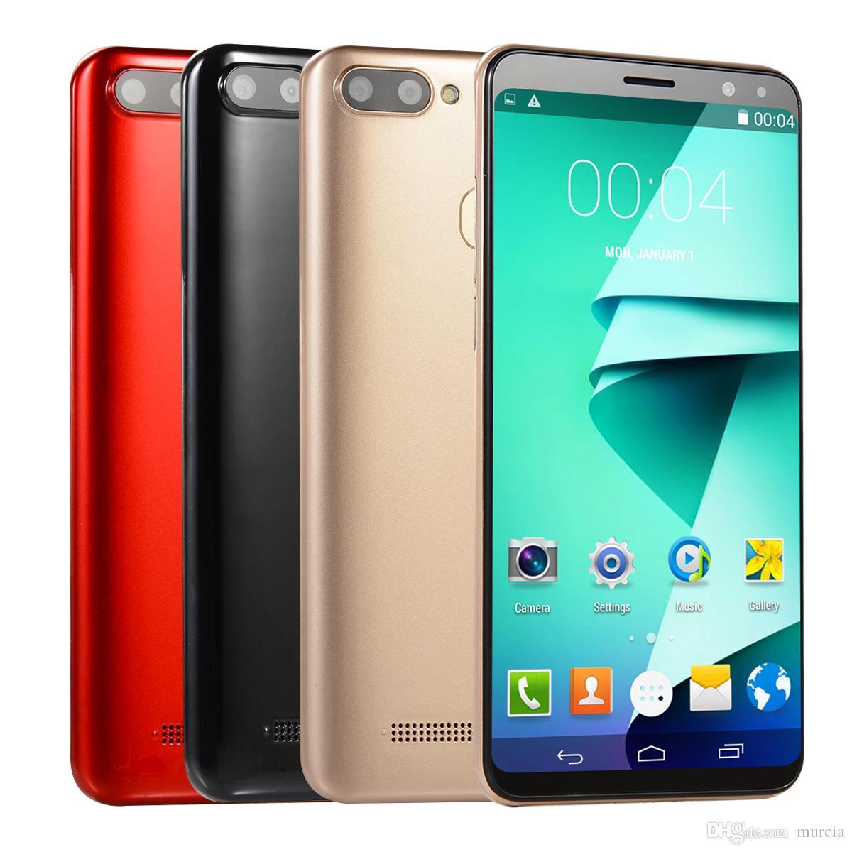 5.5 Polegada R15 Real MTK6580M Quad Core Telefone Móvel 512 MB RAM 4 GB ROM 3G Telefone Inteligente Telefone Mais barato De Fábrica diretamente Navio Livre distante