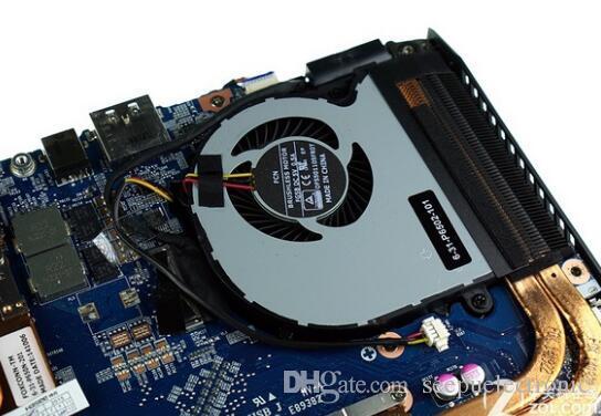 CPU Fan For Clevo P650SA P651SE P651SG Laptop DFS501105FR0T FG5B 6-31-N1502-301