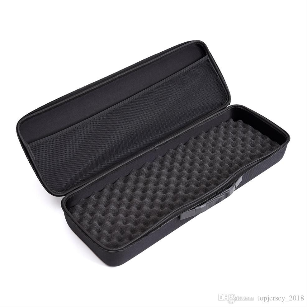 54 * 14 *9cm Lixada Fishing Bag EVA Multifunctional Shockproof Bag Fishing Rod Reel Carry Pole Storage Case Tackle #273359