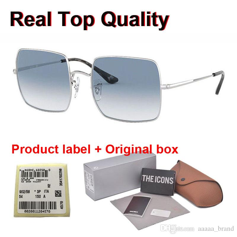 Top quality (glass lens) Brand designer classic sunglasses women men Oversized frame with original box, packages, accessories, everything!