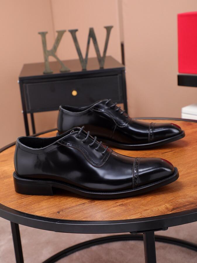 Erkekler Moda Parti Giydirme Resmi Marka Tasarımcı İş Parti Gerçek Deri Casual Lace Up Flats Boyutu 38-44 Ayakkabılar