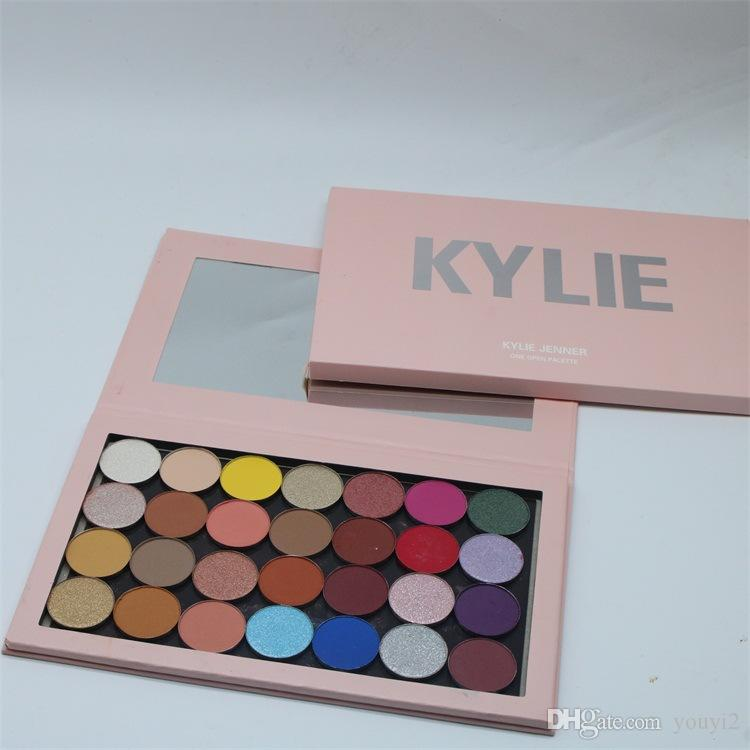 KYLIE28 color eyeshadow kally removable magnet eyeshadow disc pearl light matte store new high quality on the market