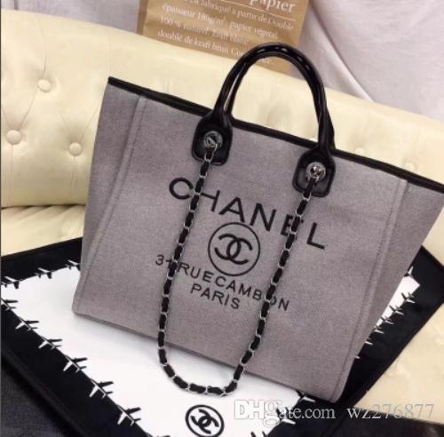 Новая волна женская рука плечо плечо корейская версия простой дикой простой сумки Пляжные сумки aaq