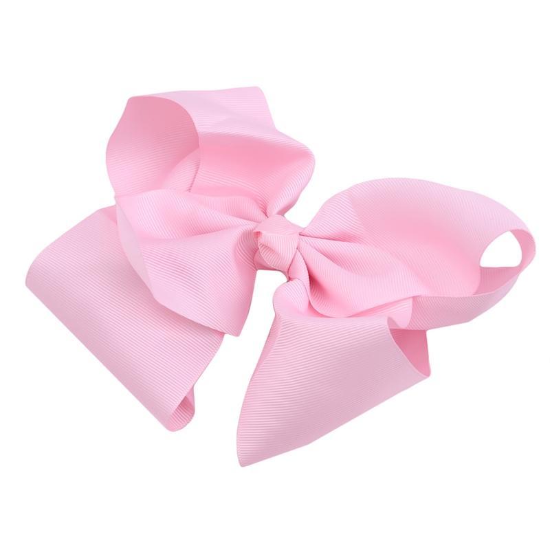 NEW Hot Sale Grosgrain Ribbon Bow Hair Clip Pin Aligator Clips Flower Girl Bows Headwear Headdress Accessories