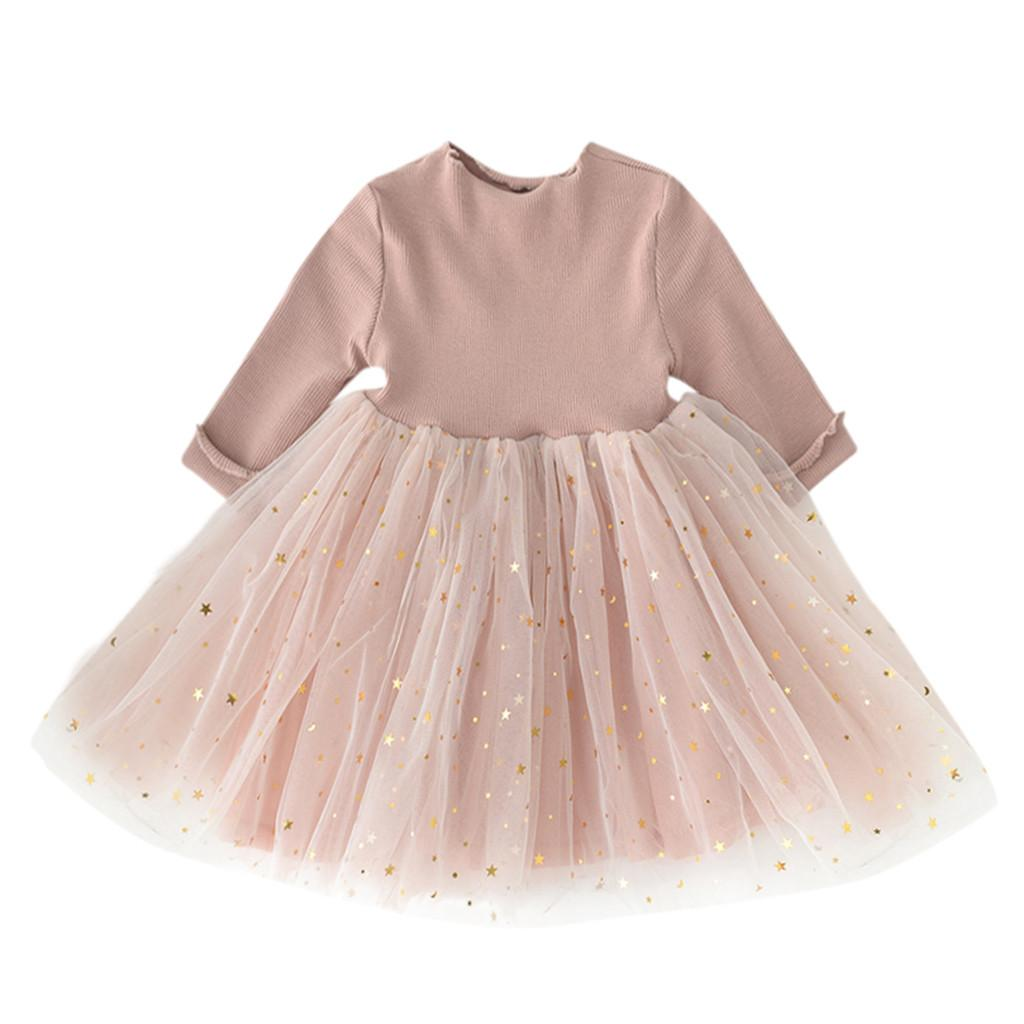 Toddler Baby Kid Girl Short Sleeve Ruched Floral Tulle Princess Dress Clothes US