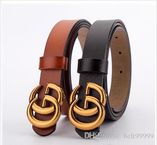 Italia 1921 di moda dal design di lusso Big fibbia della cintura in vera pelle cinture cinghia marchio di moda per le donne del Mens Jeans mans cintura