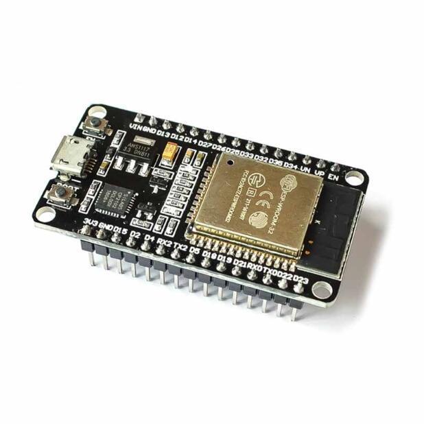 Placa de desarrollo ESP-32/WIFI + Bluetooth 2 en 1/CPU de doble núcleo bajo consumo de energía ESP32 ESP-32S