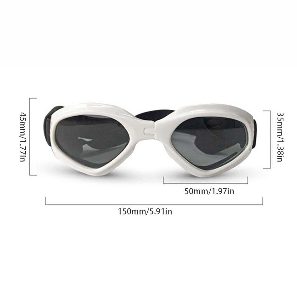 Pets Foldable Glasses Dogs Pet Goggles Pets Sunglasses Pet Supplies Pet Products Fashion Goggles