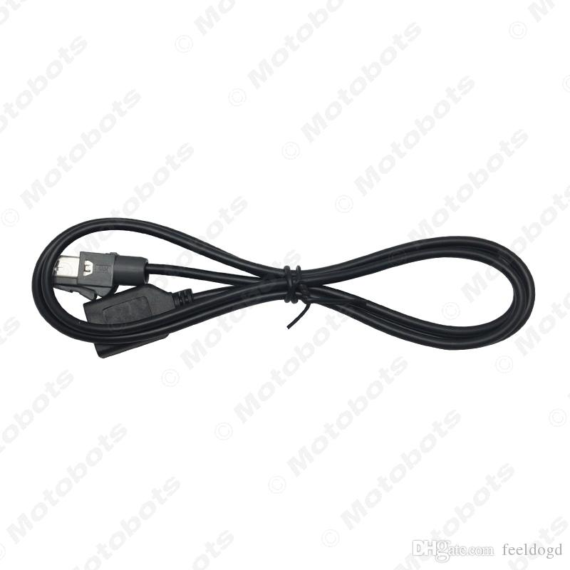 4pin Car USB Cable Adapter Extension Cord For Nissan Teana Qashqai Audio Player