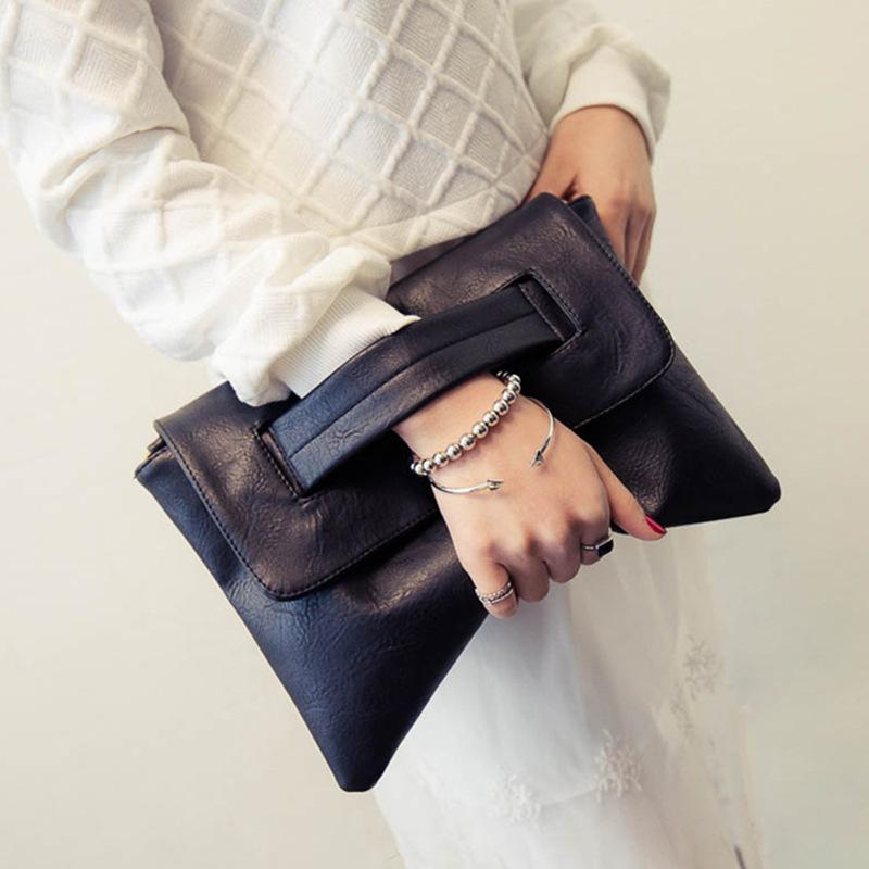 2017 ربيع المرأة الجديدة حقيبة الأعمال اليومية أزياء الفاصل عارضة حقيبة اليد الكتف رسول