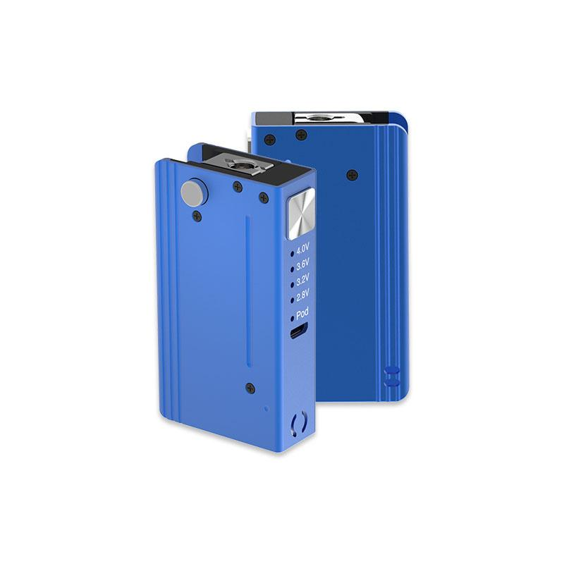 100% originale Vape Mod Mini Box 650mAh Batteria Vape Mod 510 Discussione batteria Dual Mode Vape Mod