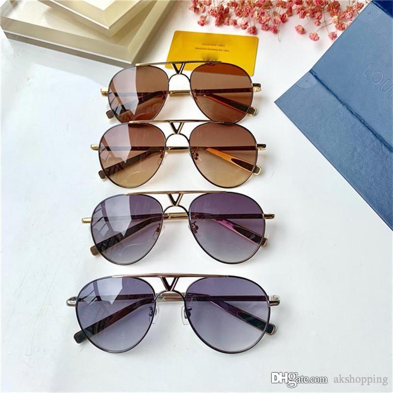 2019 луи мужские солнцезащитные очки для мужчин, женщин, защита от ультрафиолетовых лучей солнцезащитные очки спорт на открытом воздухе ретро солнцезащитные очки с коробкой и чехол fgfg