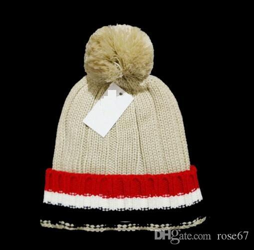 موضة جديدة للجنسين الربيع قبعات الشتاء للرجال إمرأة قبعة صوف قبعة رجل حك بونيه m0ncIerr قبعة Gorro Chapeu محبوك رشاقته دافئ كاب