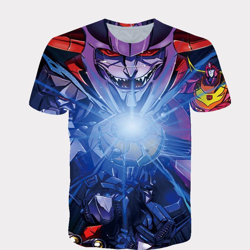 Sommer Männer und Frauen Designer Design Mode-Straße der Männer kurze Ärmel Eddie 3D-Cheerleader bedrucktes T-Shirt Männer und Frauen Liebhaber T