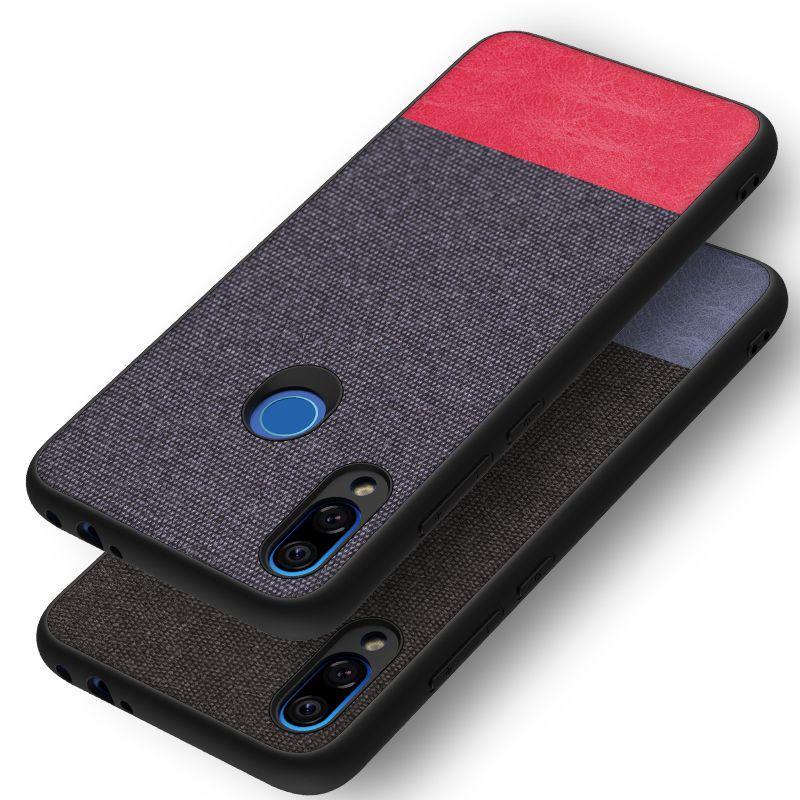 competitive price 6420d 49ce1 New Slim Case Premium PU Cover Denim Case For Xiaomi Mi 9 9se 8 A2 Lite  Phone Slim Fabric Back Cover For Redmi Note 7 Pro Note6 6A S2 Case Glitter  ...