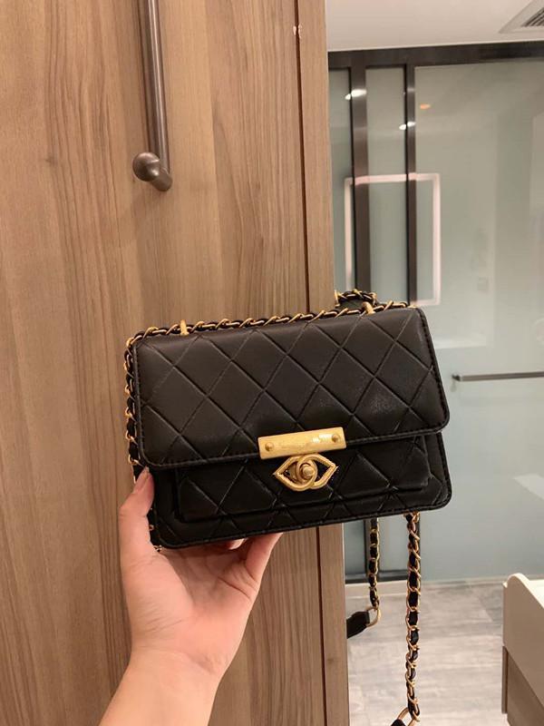 Il nuovo sacchetto di spalla propenso chain 2020 sacchetto di modo eccellente di grandi borsa di spalla delle signore