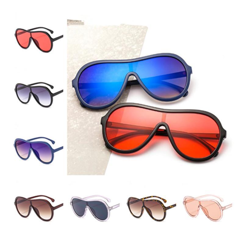 Avrupa Moda Kadınlar Güneş Gözlüğü Siyam Güneş Glasse Gözlük Anti-UV Gözlükler Boy Çerçeve Gözlükler Adumbral Gözlük A ++