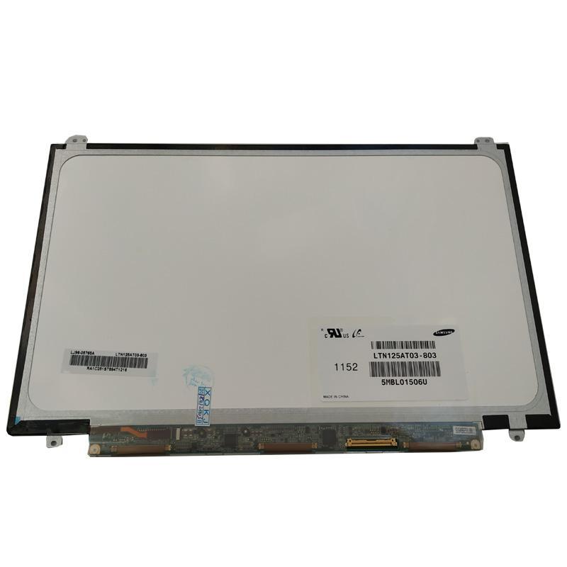 Grade A+ 12.5inch WXGA HD Slim LED LCD Matrix Screen LP125WH2 SLT2 LTN125AT03 For Samsung NP400B2B 350U2B-A04