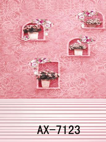 hotography фоны на заказ Портрет ткань Цифровая печатная фотография Реквизит Photo Studio Фоновая AX-7123