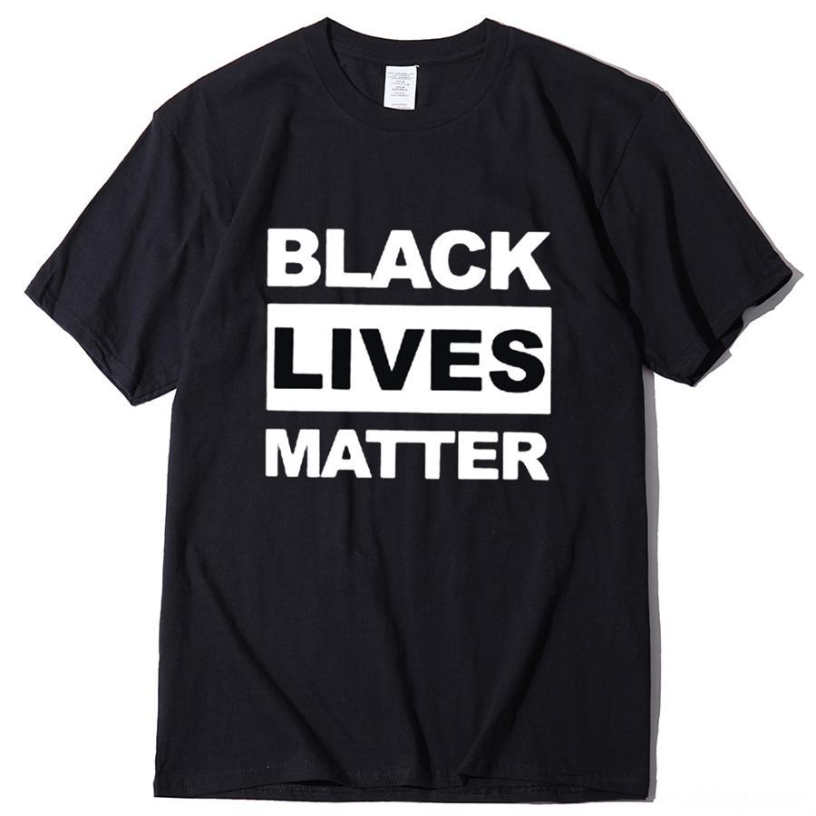 sd6LX Tops envio dos homens camisetas Moda Mora Preto 2017 Matéria camisetas Avail! Eric Garner - Michael Brown - Protesto 100% algodão gratuito