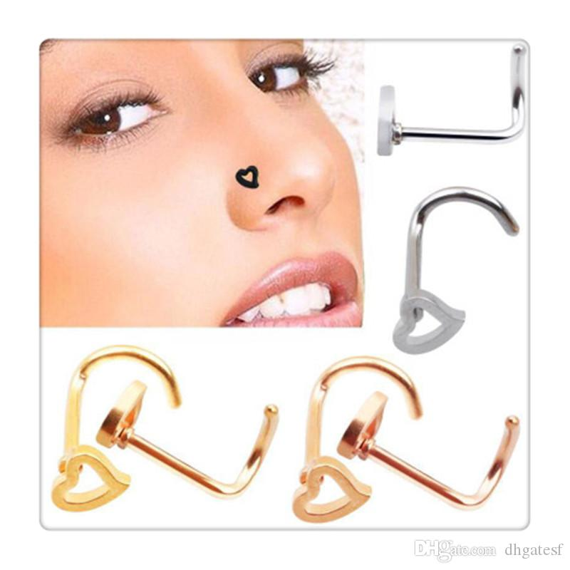 New Arrival Nose Rings Hoop Body Piercing Jewelry Fashion Jewelry