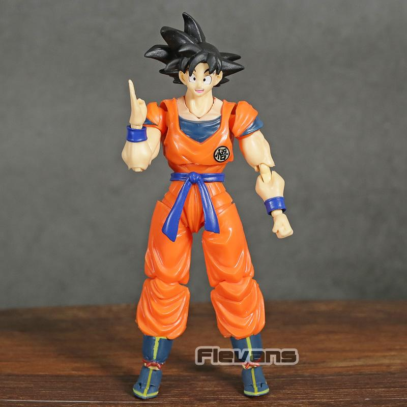 S.H.Figuarts Dragon Ball Z Son Gokou Action Figure