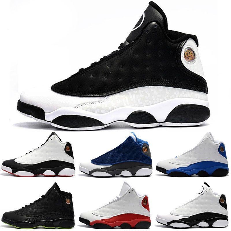Venta al por mayor de calidad superior barato nuevo 13 13 s para hombre zapatillas de deporte de las zapatillas de deporte de los deportes al aire libre para los hombres diseñador tamaño 36-47