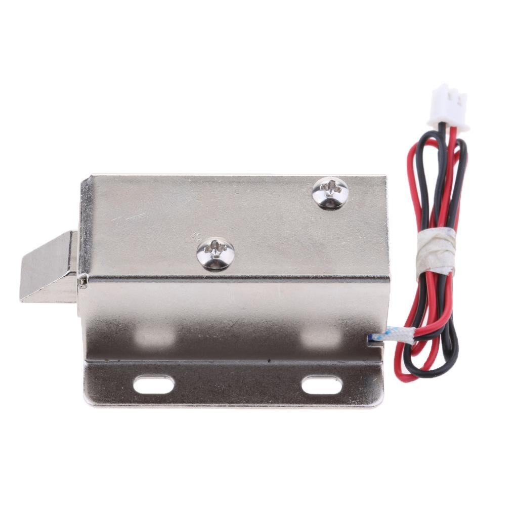 Universal eléctrica de bloqueo magnético para puertas de armarios Puertas taquillas 24V / 1.17A