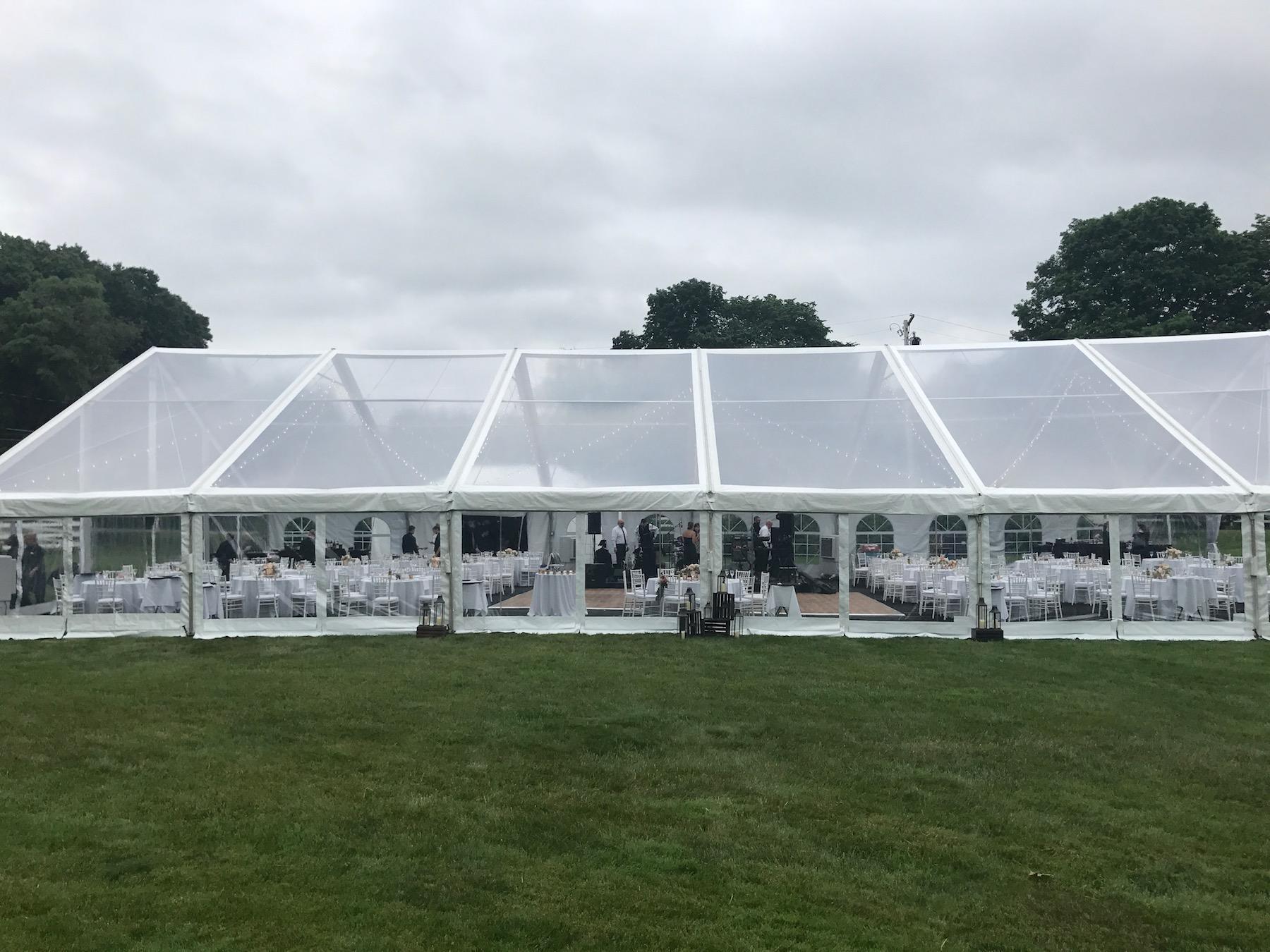 Marquee Partito Telaio in alluminio tende per decorazione unica in PVC di vendita caldo chiesa di nozze in vendita
