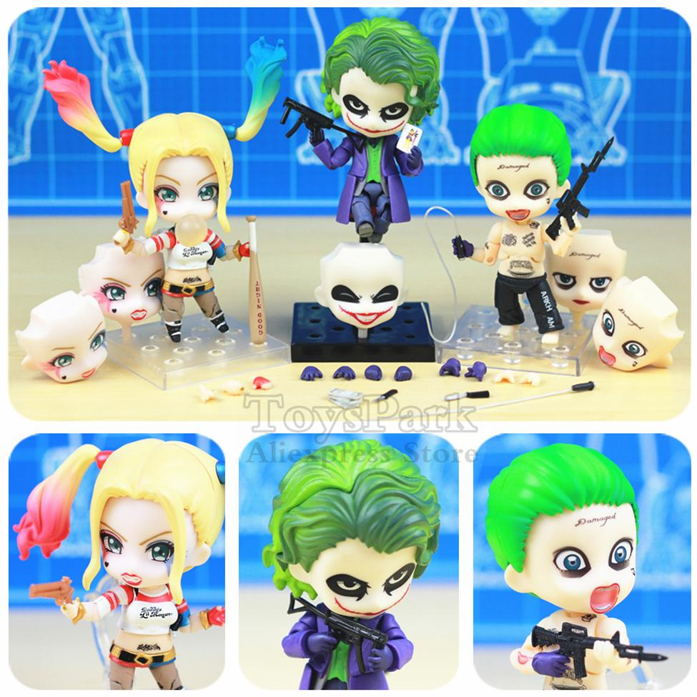 Good Smile Nendoroid 672 Suicide Squad Harley Quinn figure IN STOCK Genuine
