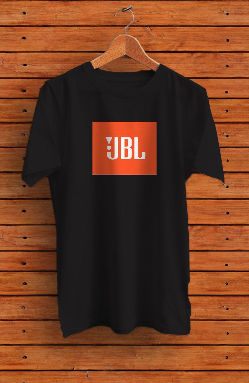 JBL Professional Logo T Shirt Long Sleeve S M L XL 2XL 3XL