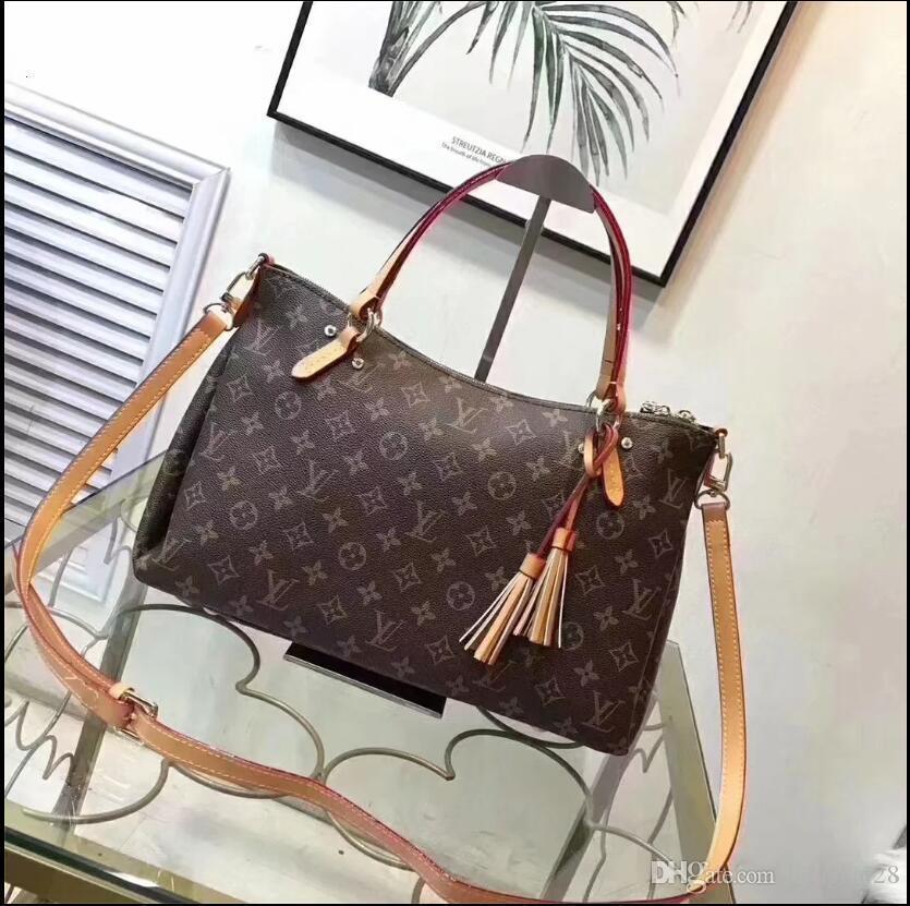 qualità 2020 upgrad borse 5 A di trasporto di alta qualità genuina delle donne di cuoio borsa pochette Metis spalla borse crossbody tag borsa K03