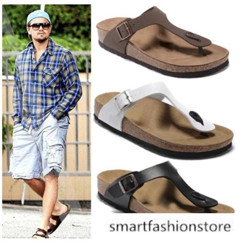 NUOVO Infradito estate Cork sandali Slipper Zoccoli per gli uomini e le donne di lusso sulla spiaggia paio infradito Mayari 35-44