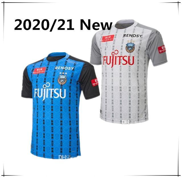 2021 2020 2021 Kawasaki Frontale Soccer Jersey J1 League Uniform ...