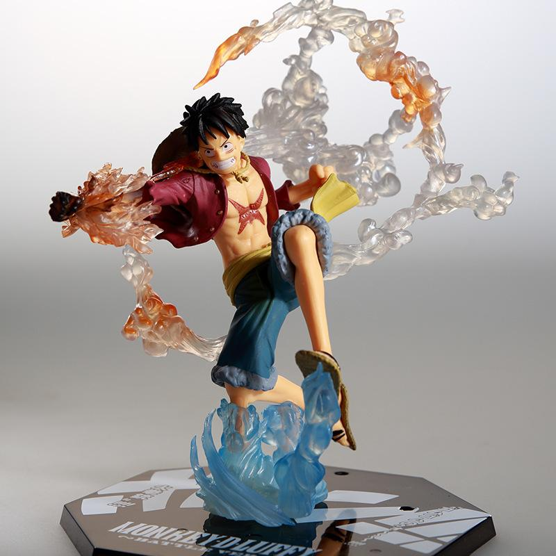 2019 Monkey D Luffy Battle Ver Anime One Piece Collect Figurine Pvc Action Figures Toys Anime Figure Toys For Kids Children Christmas From Kareem