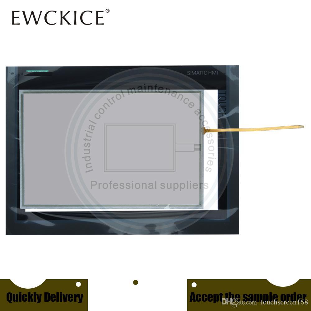 Orijinal YENİ TP1200 Konfor 6AV2 124-0MC01-0AX0 6AV2124-0MC01-0AX0 PLC HMI Sanayi TouchScreen VE Ön etiket Filmi