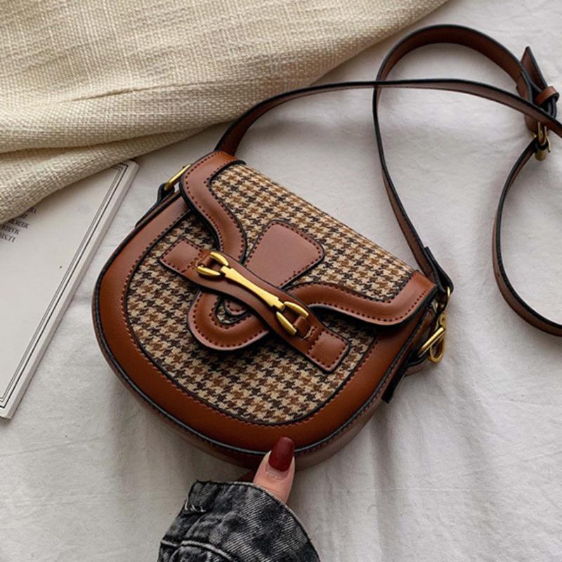Сумка для леопарда кожаная сумка для 2021 женских сумочек с крестовым плечом посыльный руку мешок дамы главные стропильные женщины CXJRF