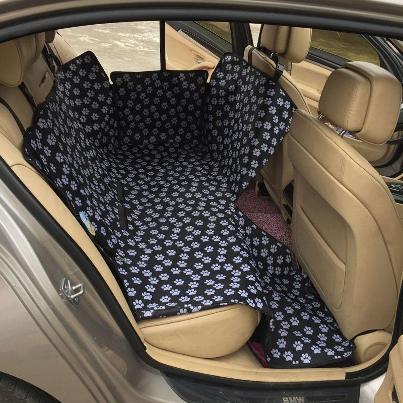 Pet Dog Car Seat Covers Waterproof Back Bench Seat Car Interior Travel Accessories Car Seat Covers Mat Pet Carries Top Quality