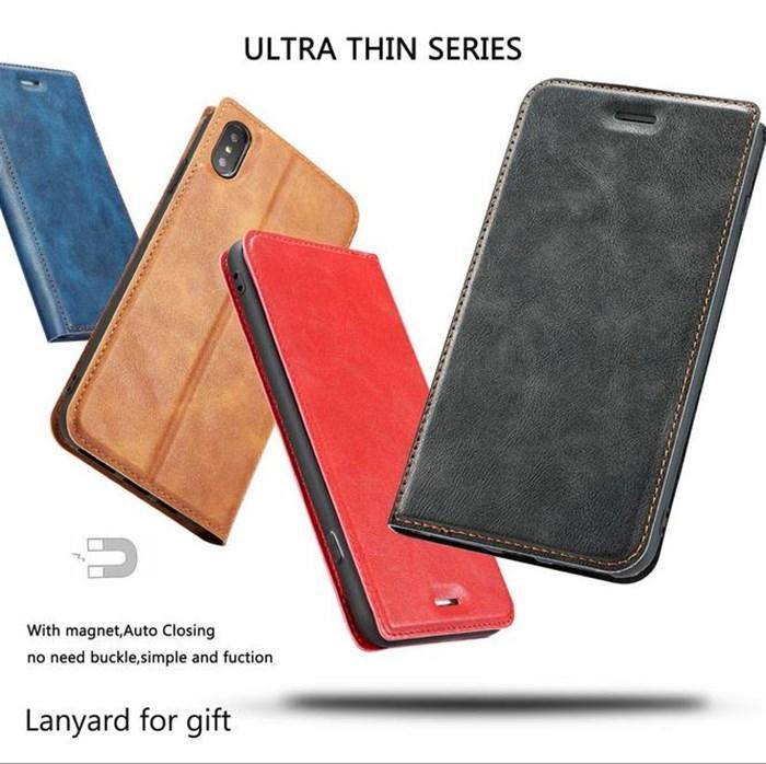 Carteira Caso PU Leather Magnetic 2em1 destacável Phone Case com Série cartão de nota para Samsung S10 S9 S8 S7