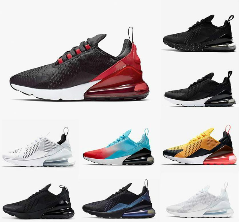 2019 Bred mulheres Volt roxo exterior dos homens correndo Calçados Universidade Red Triple Preto Outdoor Homens Esportes Formadores Zapatos Sneakers exl47